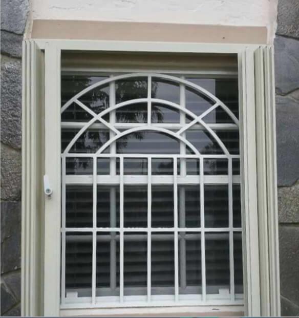 Exceptional Ornamental Window Bars