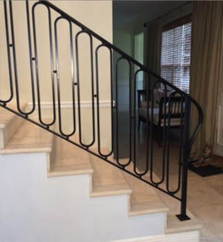 ornamental-indoor-railing miami