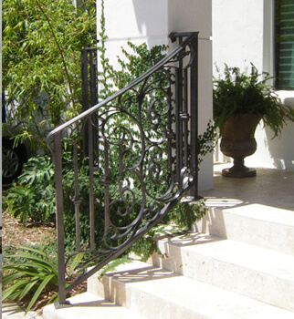 stair-railings miami